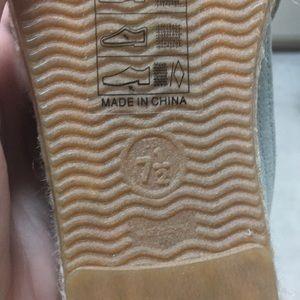 Soludos Shoes - Soludos slip on espadrilles
